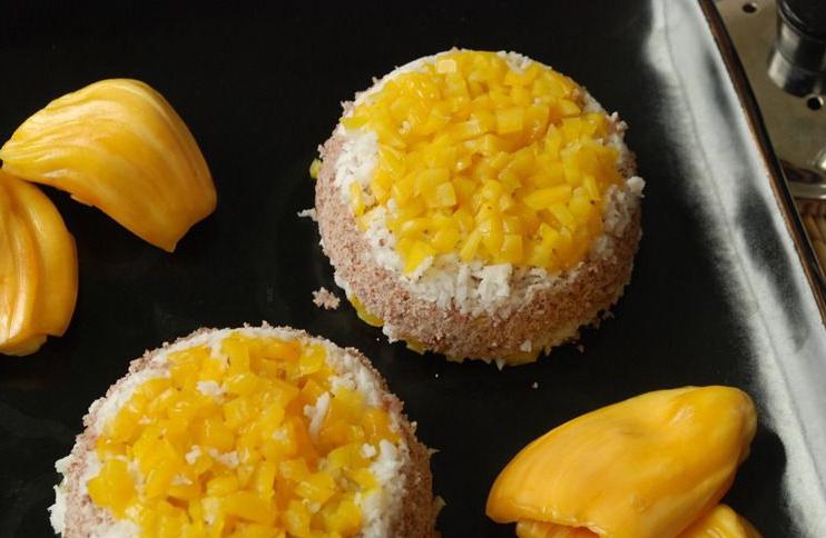 Jackfruit Puttu
