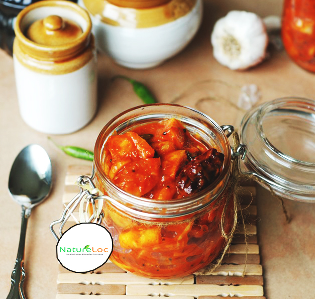 Dates and Lime Pickle