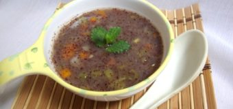 Ragi Soup Recipe | Easy Recipe For Weight Loss | NatureLoC Recipes