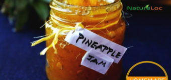 Homemade Pineapple Jam Recipe – No Preservatives And Added Flavour