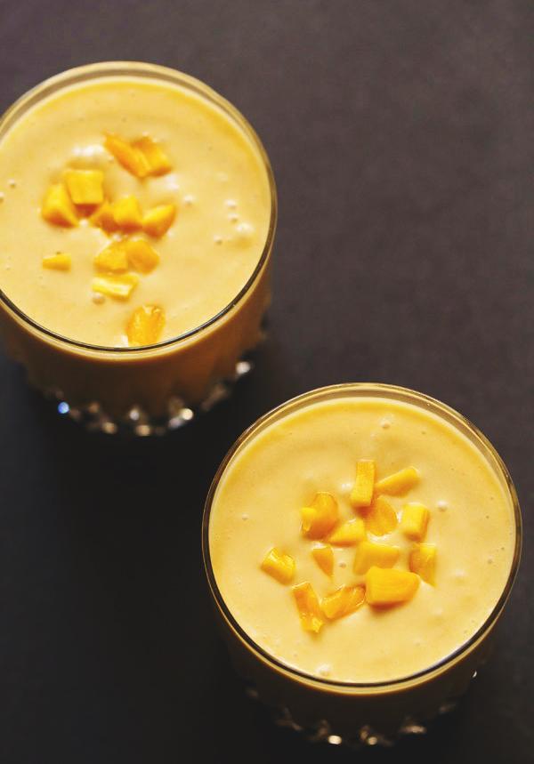 Jackfruit Shake