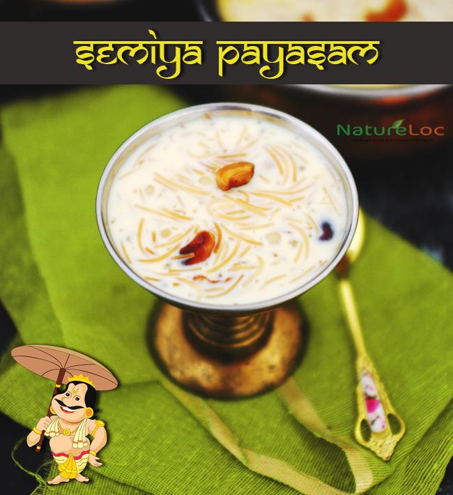 Semiya Payasam Recipe