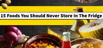 15 Foods You Should Never Store In The Fridge | NatureLoC