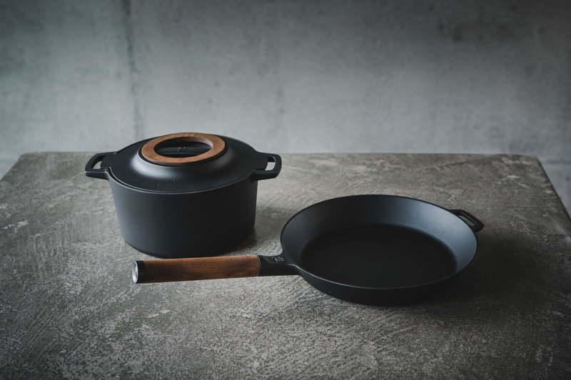 Why Use Cast Iron Cookware