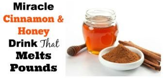 6 Crazy Honey and Cinnamon Benefits | The True Miracle Which Cures