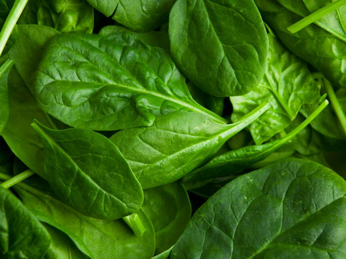 Spinach (Palak) Health Benefits