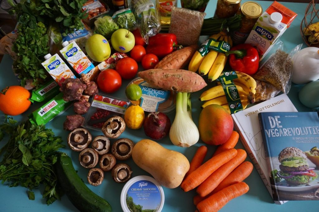 Overeating Healthy Foods