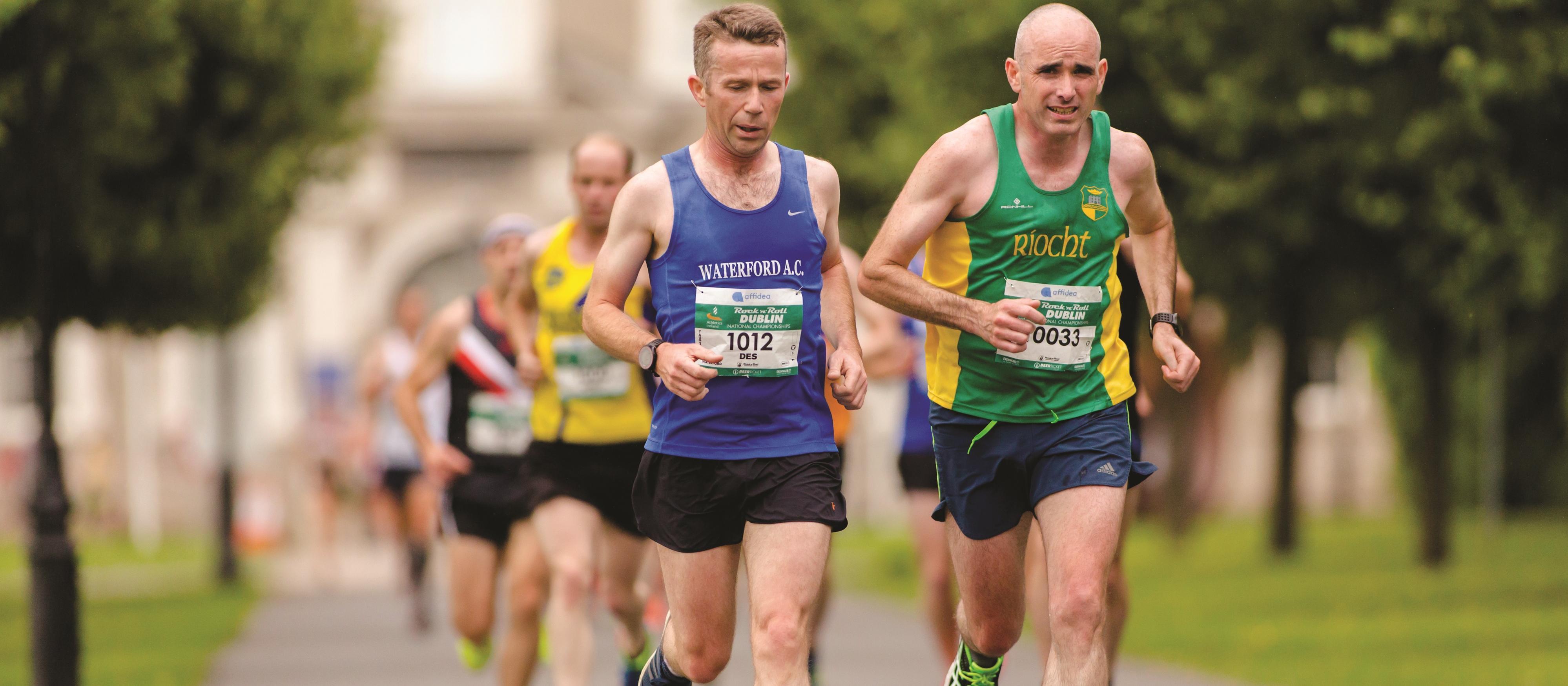 Marathon Runners Health Diet Tips