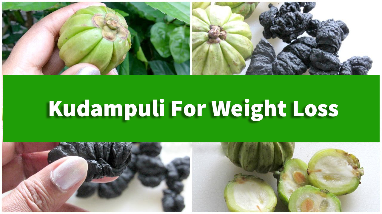 Kudampuli For Weight Loss