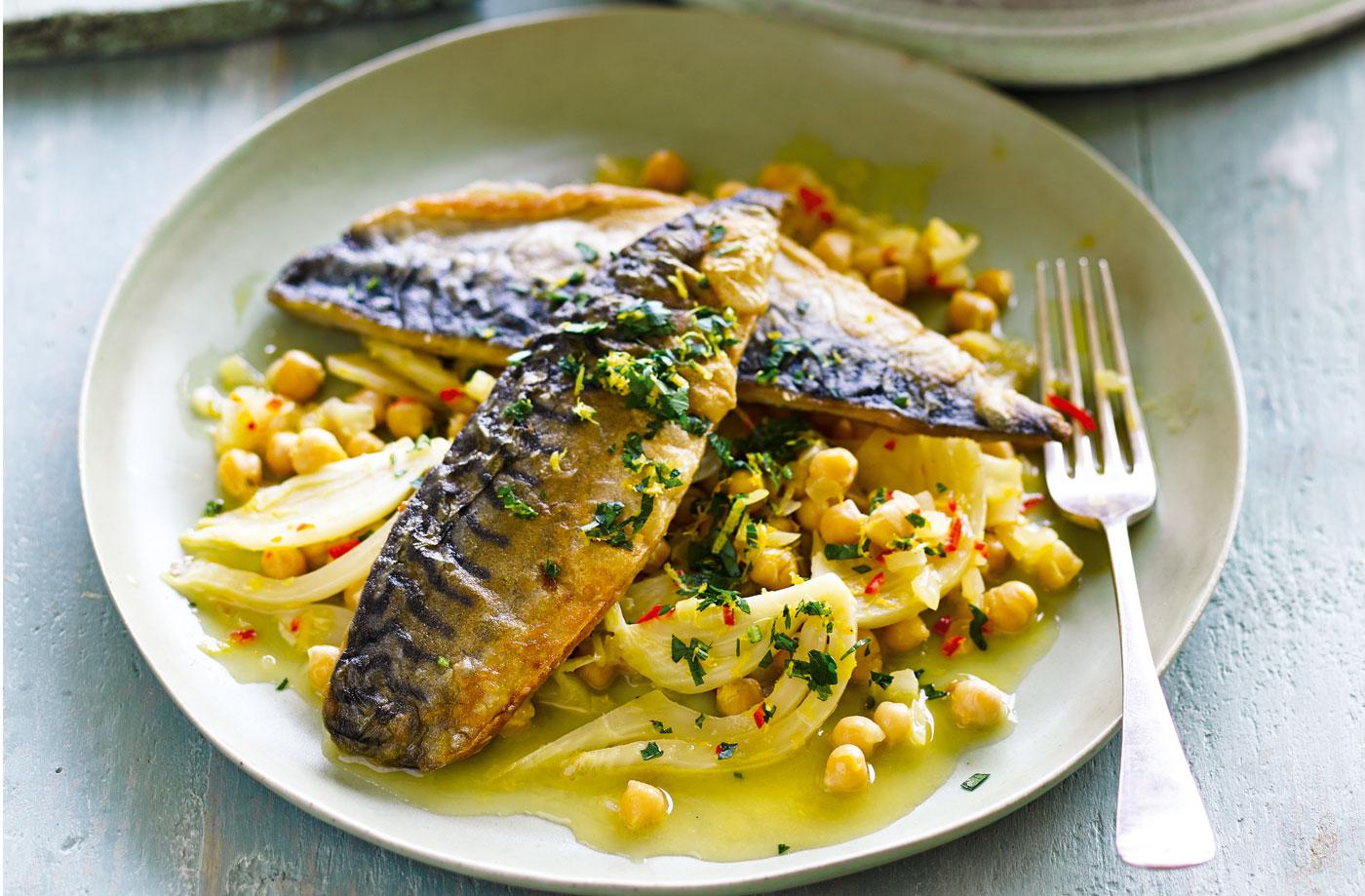 Oily Fish Diet