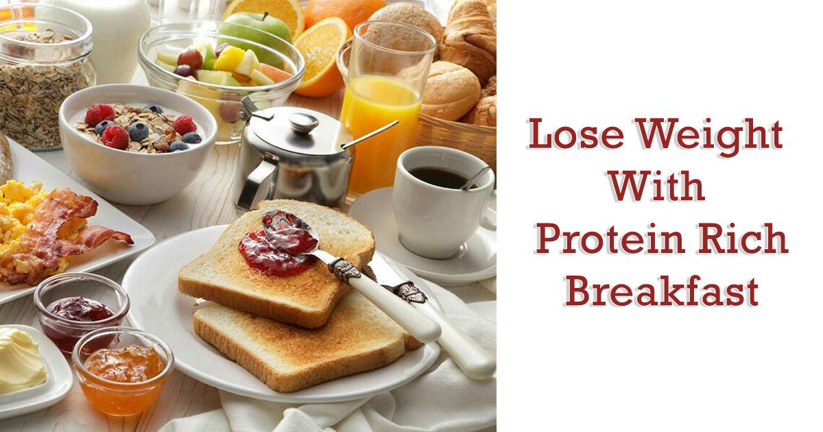 Protein Rich Breakfast Foods