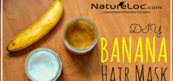 Banana Hair Benefits – How To Make Banana Hair Mask At Home ?