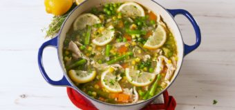 How Can Chicken Soup Recipe Help You Soothe Cold? Find it out here !