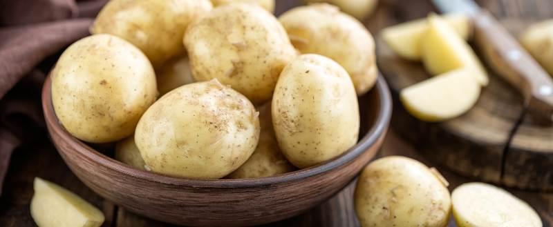 Potato Juice Haircare Remedies