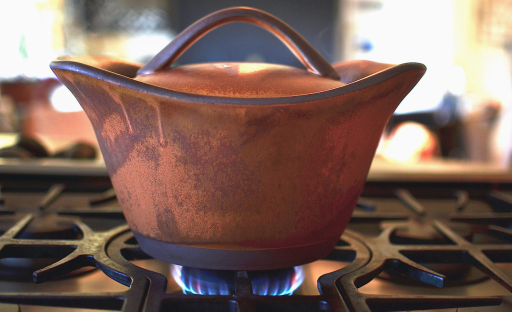 Clay Earthen Pots Cooking