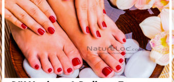DIY Manicure And Pedicure Treatment At Home – Valentines Day 2019