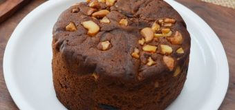 Grandmas Christmas Plum Cake Recipe, Delicious Plum Cake with Dry Fruits