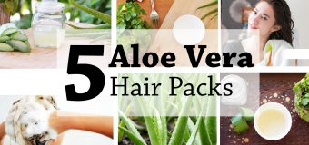 How to use Aloe Vera (Kattar Vazha) for hair growth – 5 DIY Aloe Vera Hair Packs