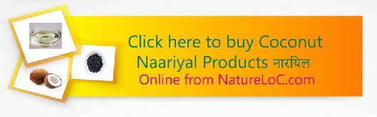 Buy Online coconut products from natureloc