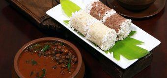 Puttu-Kerala's All Time Favourite Breakfast Food.Quick Cooking Puttu Podi