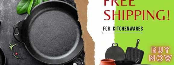 NatureLoC cast Iron and Iron kitchen tools seasoned smooth black sooper smooth Tawas Buy ONline